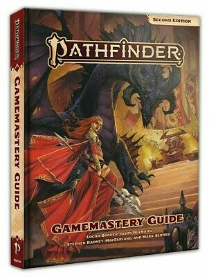 Pathfinder RPG Second Edition: Gamemastery Guide Hardcover