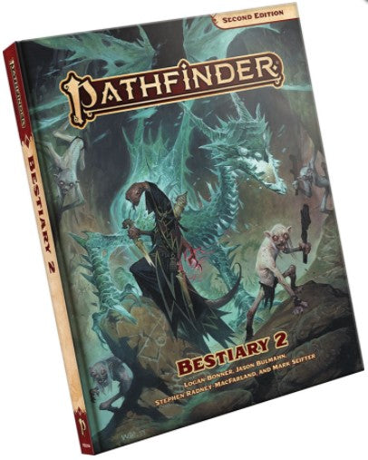 Pathfinder RPG Second Edition: Bestiary 2 Hardcover