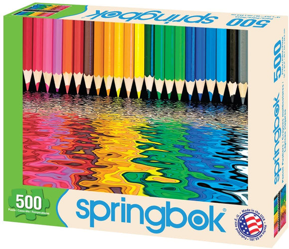 Pencil Pushers (500 pc puzzle)