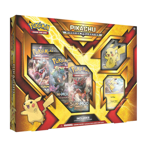 Pokémon TCG: Pikachu Sidekick Collection