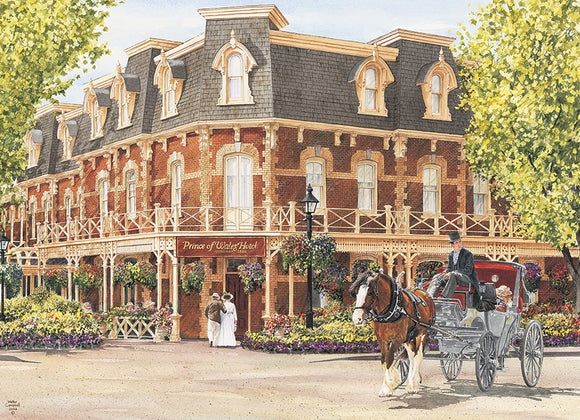 Prince of Wales Hotel (1000 pc puzzle)