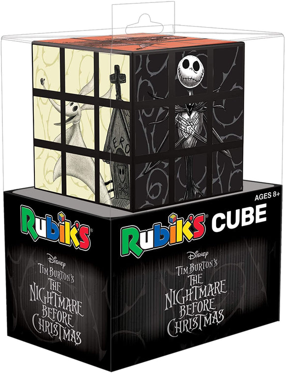 Rubik's Cube: The Nightmare Before Christmas