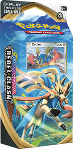 Rebel Clash: Theme Deck - Zacian