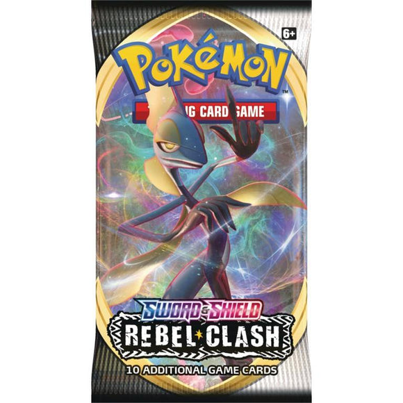 Rebel Clash - Pack