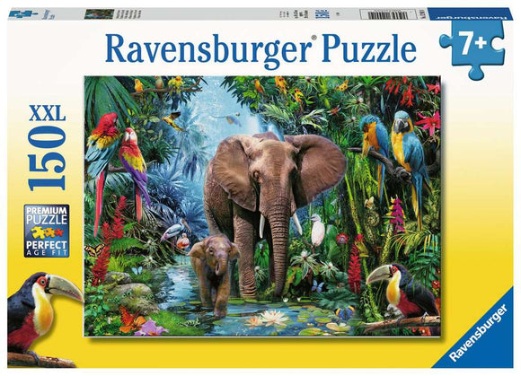 Safari Animals (150 pc puzzle)
