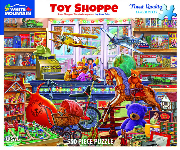 Toy Shoppe (550 pc puzzle)