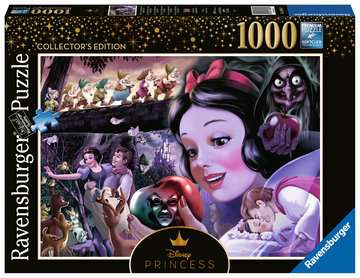 Snow White - Heroines Collection (1000 pc puzzle)
