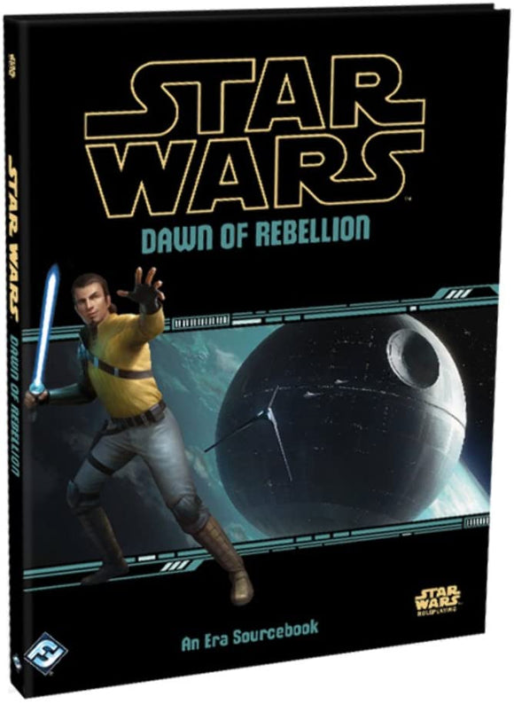 Star Wars RPG: Dawn of Rebellion Sourcebook