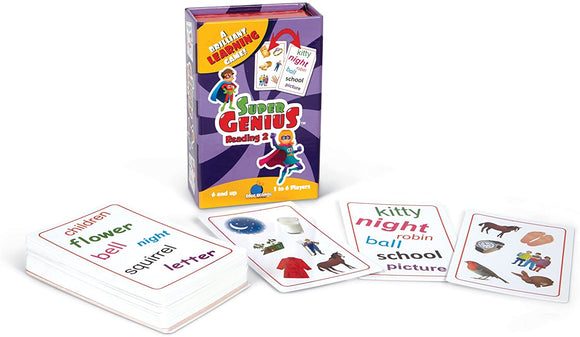 Super Genius Reading 2