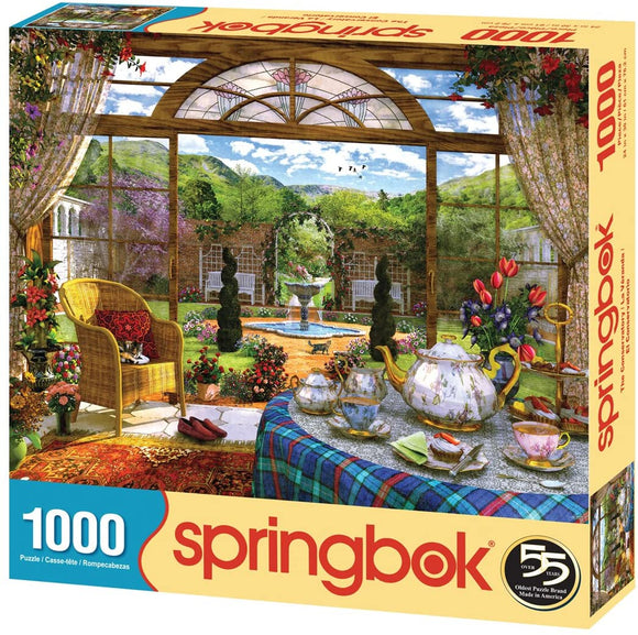 The Conservatory (1000 pc puzzle)