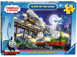 Thomas & Friends: Glow-in-the-Dark (60 pc GIANT floor puzzle)