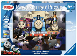 Thomas & Friends: Say Cheese, Thomas! (100 pc puzzle)