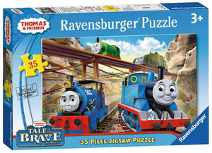 Thomas & Friends: Tale of the Brave (35 pc puzzle)