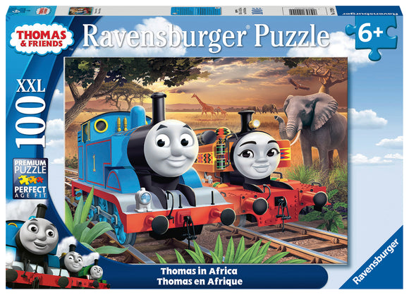 Thomas & Friends: Thomas in Africa (100 pc puzzle)