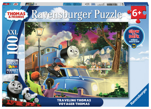 Thomas & Friends: Traveling Thomas (100 pc puzzle)