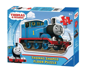 Thomas & Friends; Thomas the Tank Engine (24 pc shaped floor puzzle)