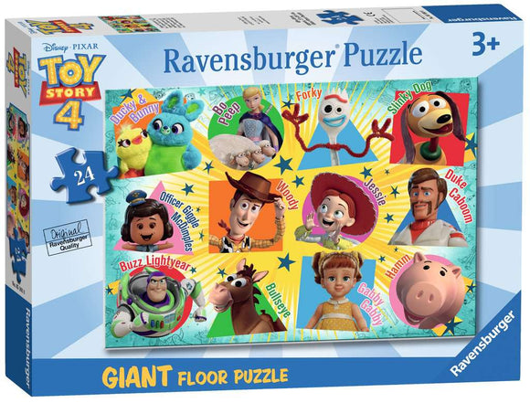 Toy Story 4 (24 pc GIANT puzzle)