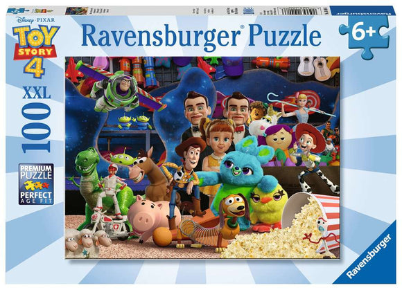 Toy Story 4: To The Rescue (100 pc puzzle)