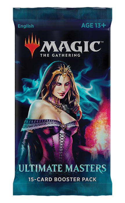 Ultimate Masters - Booster Pack