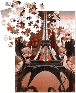 The Umbrella Academy: Apocalypse Suite (1000 pc puzzle)