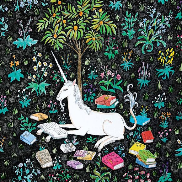 Unicorn Reading (500 pc puzzle)