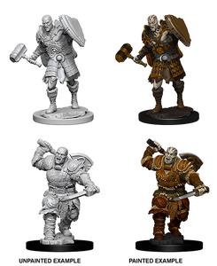 D&D Nolzur's Marvelous Unpainted Miniatures: W7 Goliath Male Fighter