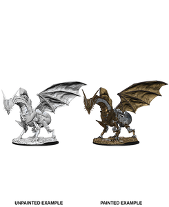 Pathfinder Deep Cuts Unpainted Miniatures: W9 Clockwork Dragon