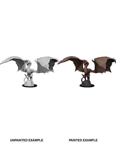 D&D Nolzur's Marvelous Unpainted Miniatures: W9 Wyvern