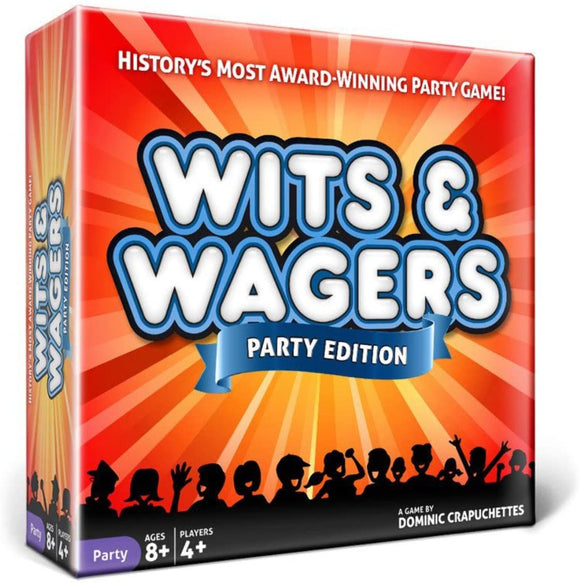 Wits & Wagers: Party Edition