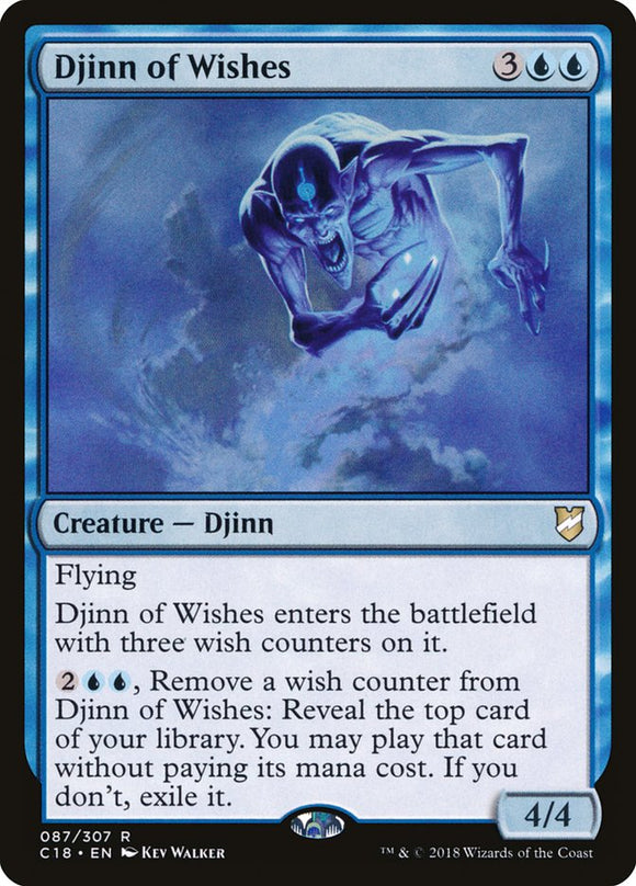 Djinn of Wishes :: C18