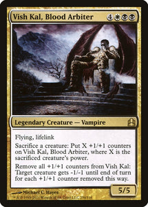 Vish Kal, Blood Arbiter :: CMD