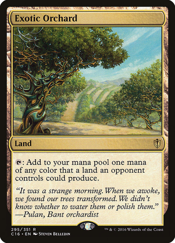 Exotic Orchard :: C16