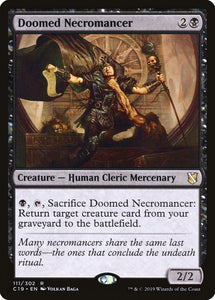 Doomed Necromancer :: C19