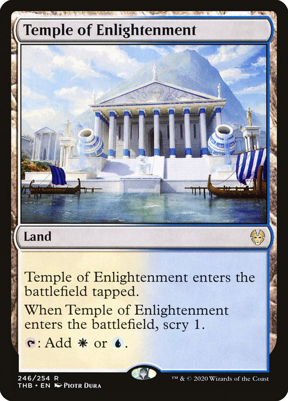 Temple of Enlightenment [Foil] :: THB