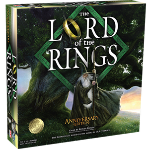 The Lord of the Rings: The Board Game - The Anniversary Edition