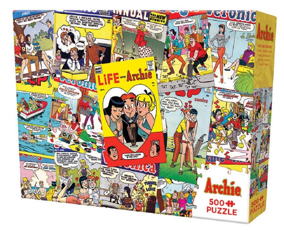 Archie Covers (500 pc puzzle)