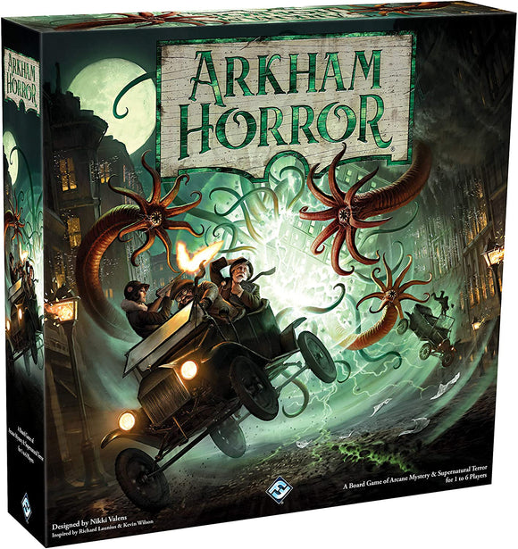 Arkham Horror Board Game - 3rd Edition