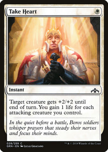 Take Heart [Foil] :: GRN