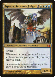 Isperia, Supreme Judge :: RTR