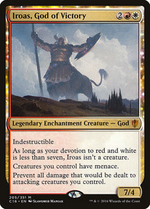 Iroas, God of Victory :: C16