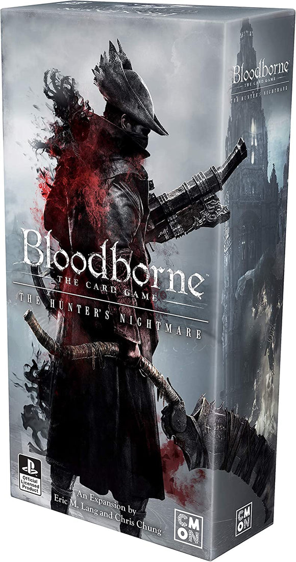 Bloodborne: The Card Game - The Hunter's Nightmare expansion