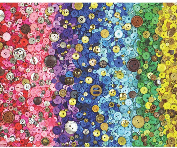 Bunches of Buttons (1000 pc puzzle)