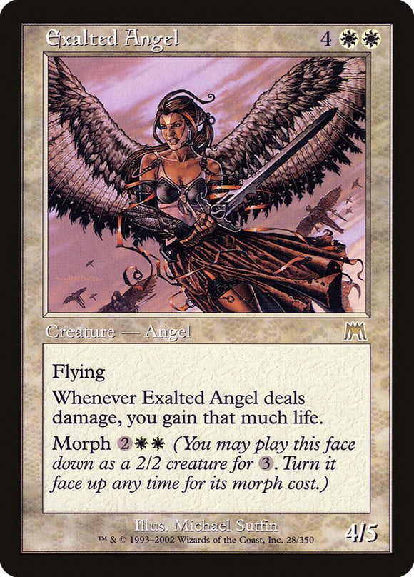 Exalted Angel :: ONS