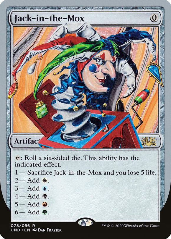 Jack-in-the-Mox :: UND