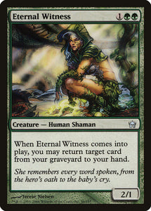 Eternal Witness :: 5DN