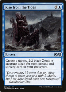 Rise from the Tides [Foil] :: UMA