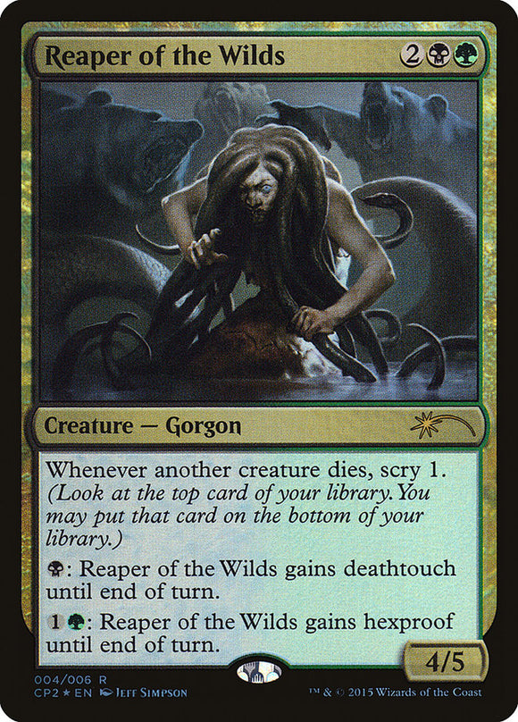 Reaper of the Wilds [Foil] :: CP2