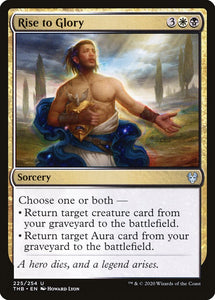 Rise to Glory [Foil] :: THB