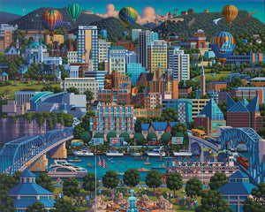 Chattanooga (500 pc puzzle)