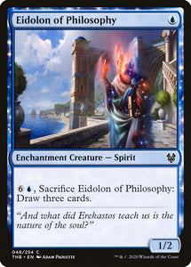 Eidolon of Philosophy [Foil] :: THB